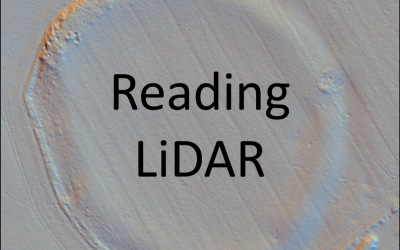 4 Reading LiDAR Imagery